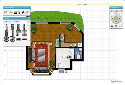 Floorplanner dise a tu casa for Disena tu casa app