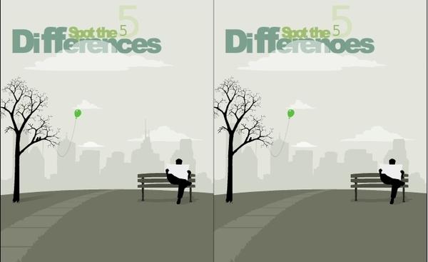 screenshot3 El juego de las 5 diferencias