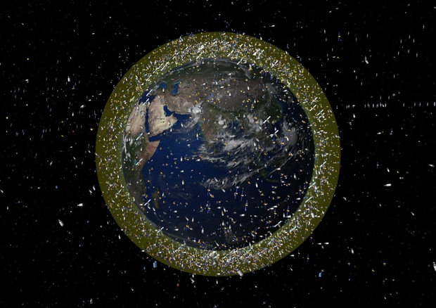 image 124 Satélites en órbita alrededor de la tierra