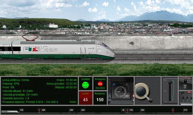Eurostar Driver el juego de trenes que tiene encantado a mi