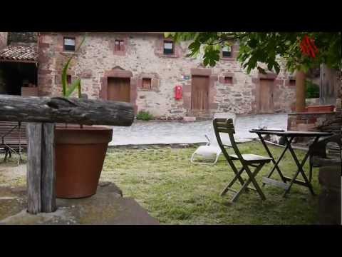 Casa rural la morera la mas a con la vista fabulosa en el for Casa rural montseny