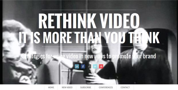 ReThink Video