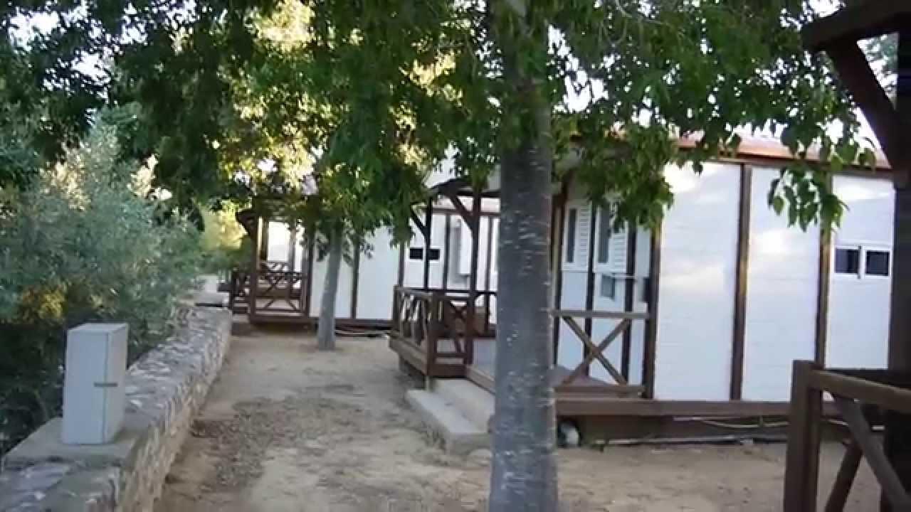 Bungalows de madera en l 39 ametlla de mar - Fotos de bungalows de madera ...