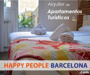 alquiler de apartamentos turisticos Barcelona